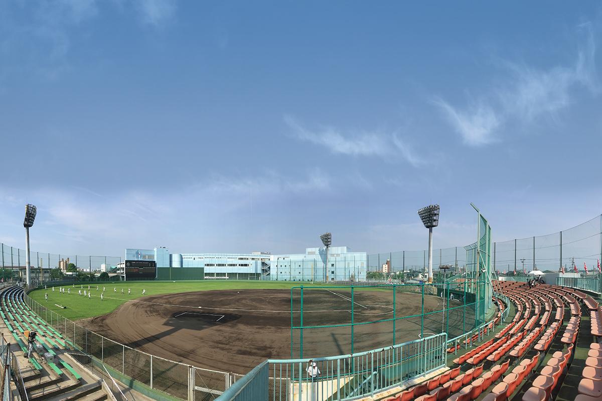 平島公園野球場(一宮球場)